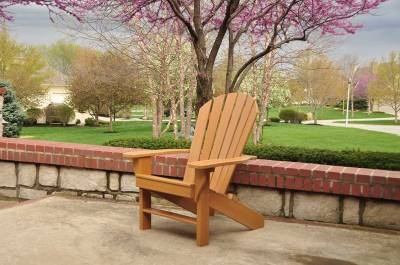 Seaside Adirondack Chair - Quick Ship - Image 3