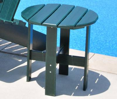 Adirondack Side Table - Quick Ship - Image 4