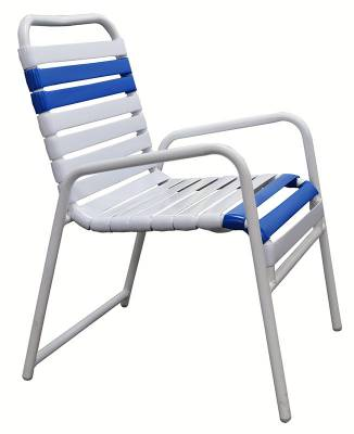 Welded Contract Lido Stacking Strap Chair - Image 2