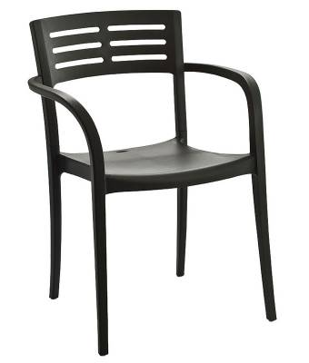 Vogue Stacking Armchair - Image 3