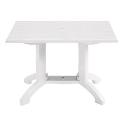 "48"" x 32"" Atlanta Decor Rectangular Table - Styles Colors Available - Image 2"