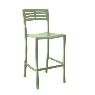 Vogue Armless Stacking Barstool - Image 2