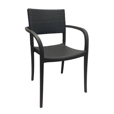 Java Wicker Stacking Armchair - Image 2