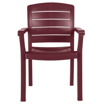 Acadia Classic Stacking Armchair - Image 4