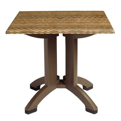 "36"" Square Atlanta Decor Table - Four Styles Available - Image 2"