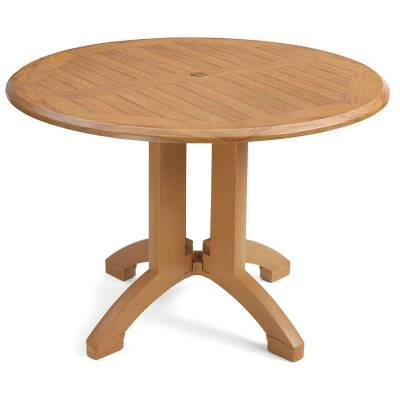 "42"" Round Atlanta Decor Table - Four Styles Available - Image 4"