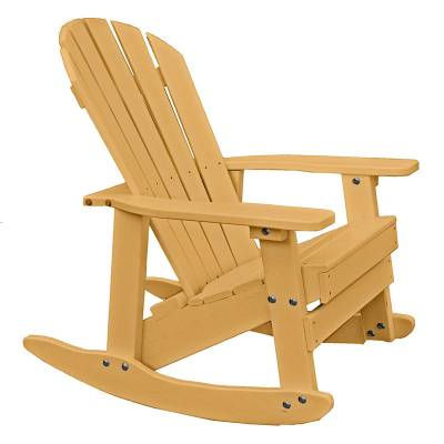 Adirondack Chairs - Charleston Adirondack Rocker