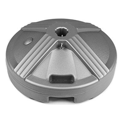 50 Lb. Plastic Covered Cement Filled Base with Handle - Image 4