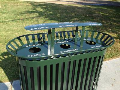 Tri Recycling Container - Image 4